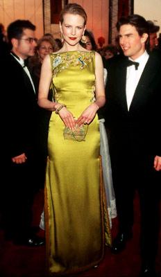 Nicole Kidman in Dior Haute Couture by Galliano @ Oscar 1997