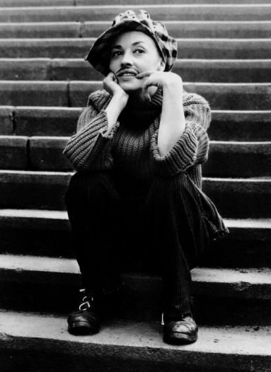 Jeanne Moreau in Jules et Jim