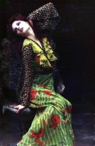 Ossie Clark - Celia Birtwell 1969